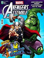 Avengers Assemble # 1