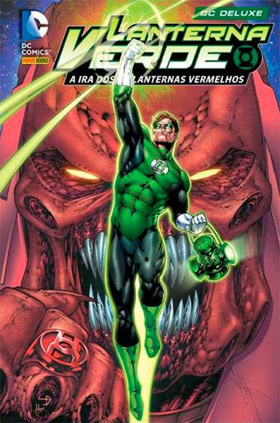 Lanterna Verde - A ira dos Lanternas Vermelhos