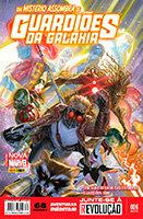 Guardiões da Galáxia # 6