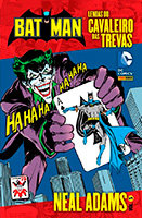 Lendas do Cavaleiro das Trevas - Neal Adams - Volume 5