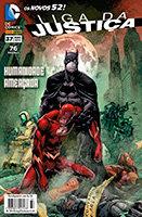 Liga da Justiça # 37