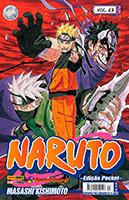Naruto Edição Pocket # 63