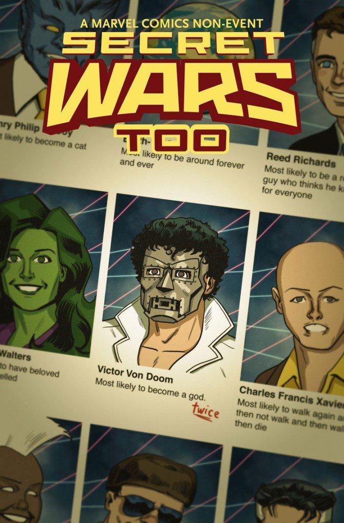 Secret Wars Too # 1