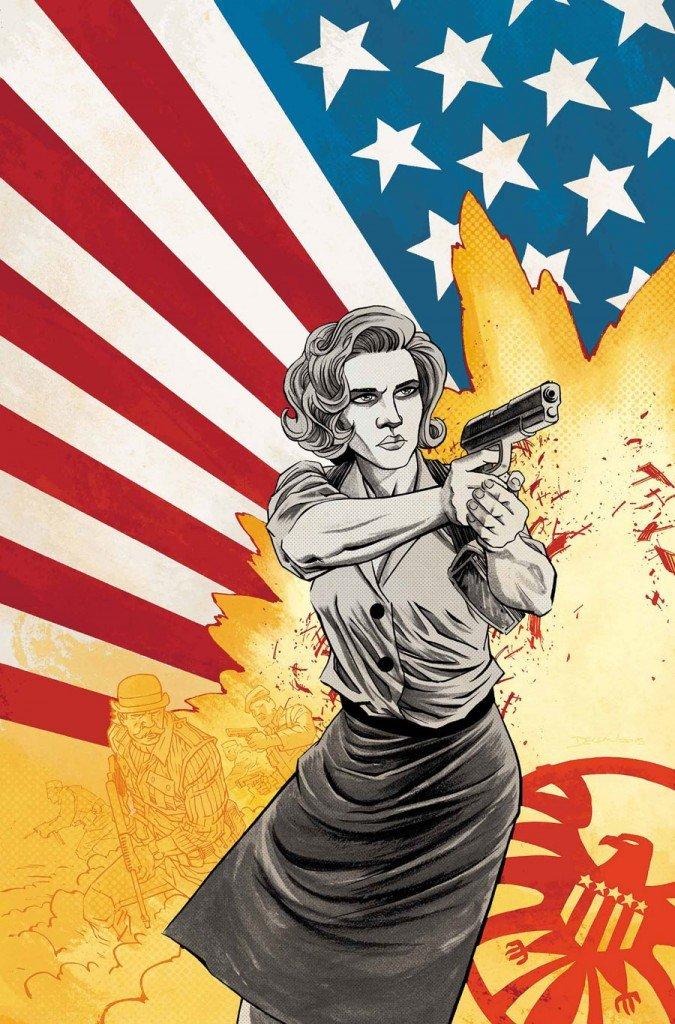 Agent Carter - S.H.I.E.L.D. 50th Anniversary