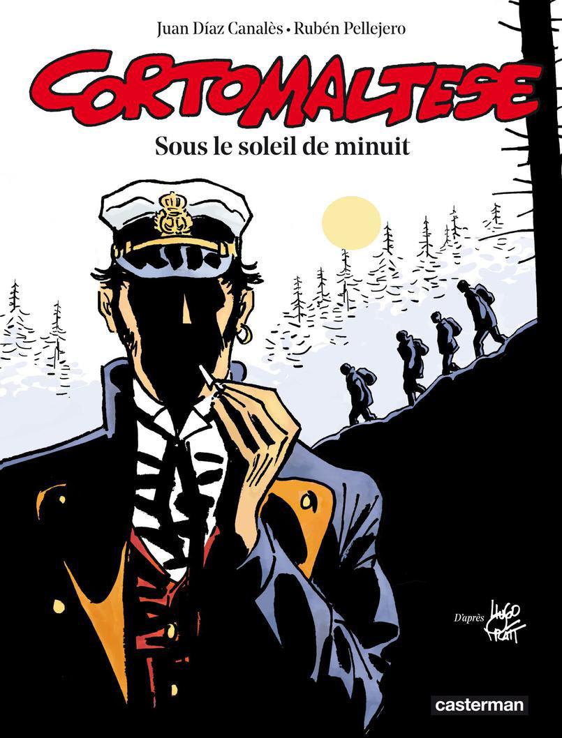 Corto Maltese - Sous le soleil de minuit