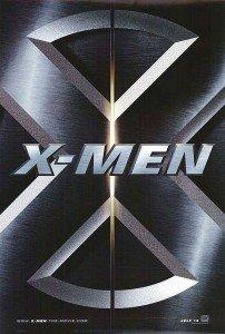 Cartaz do filme X-Men