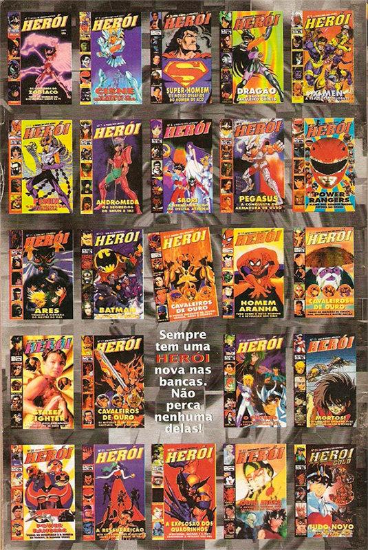 Herói - A história da revista que inspirou uma geração