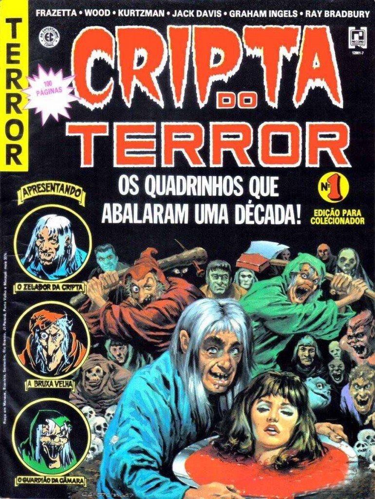 Cripta do Terror # 1