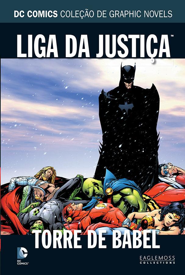 BR News: Eaglemoss lança coleção Graphic Novels do BATMAN (pág.02) DCColecaoGN04