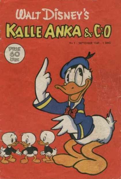 Kalle Anka & C:o.