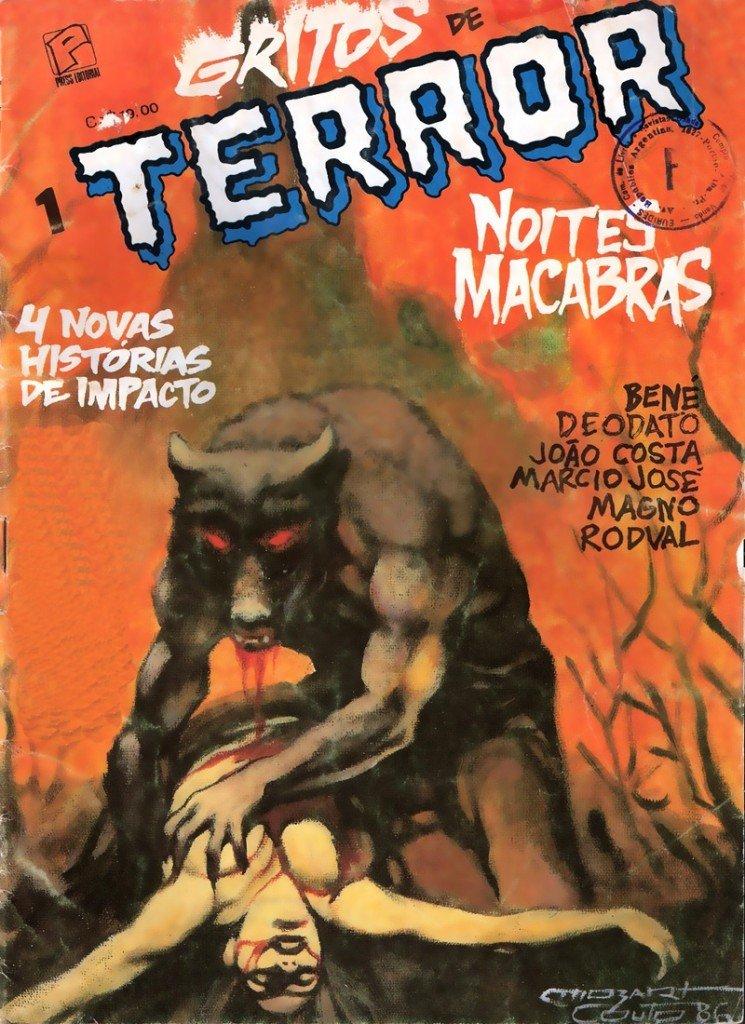 Gritos de Terror # 1