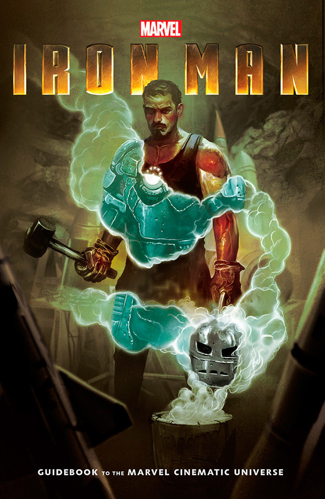 Guidebook to the Marvel Cinematic Universe - Iron Man