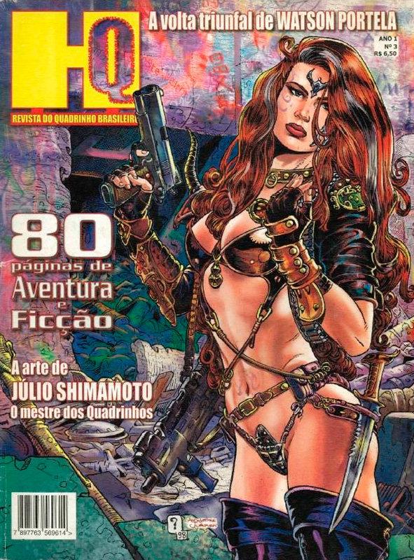 HQ - Revista do Quadrinho Brasileiro # 3