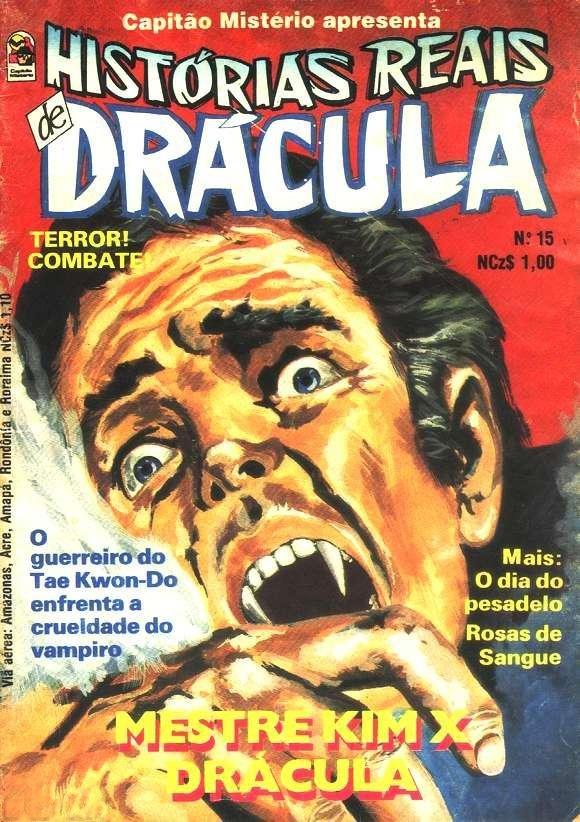 Histórias Reais de Drácula # 15