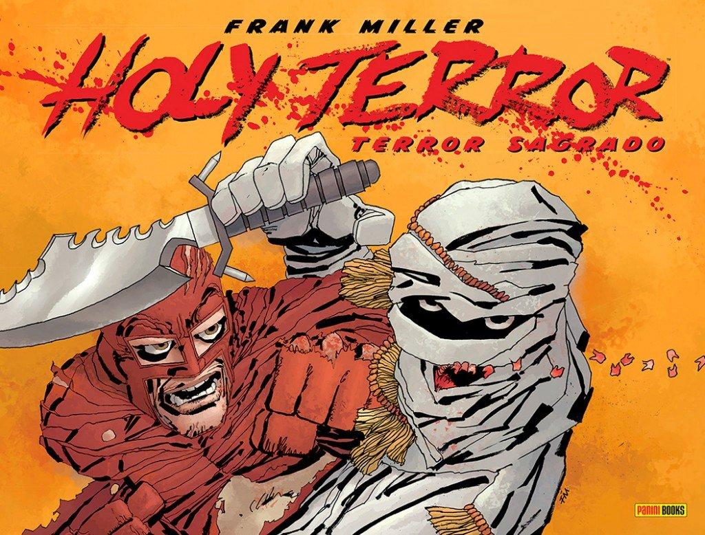 Holy Terror! - Terror Sagrado