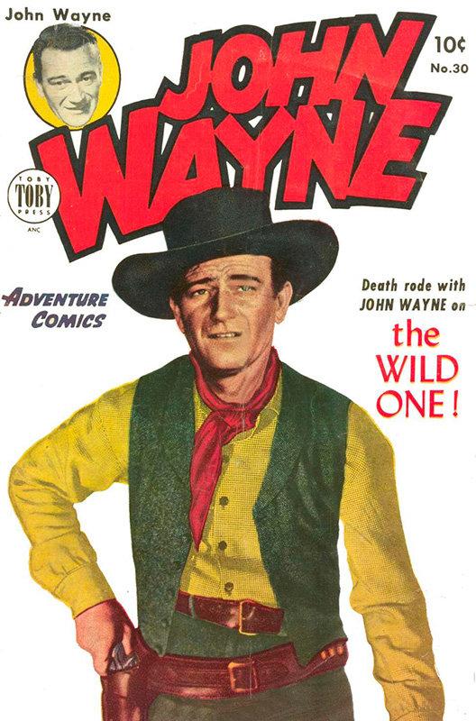 John Wayne # 30