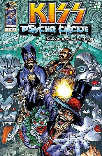Kiss - Psycho Circus # 1
