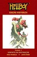 Hellboy Edição Histórica - Volume 1 - Sementes da Destruição
