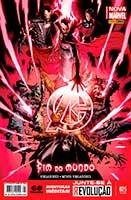 Os Vingadores # 25