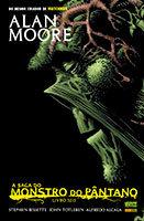 A Saga do Monstro do Pântano - Livro 6
