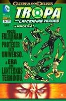 Tropa dos Lanternas Verdes # 9
