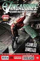 Vingadores - Os Heróis Mais Poderosos da Terra # 6