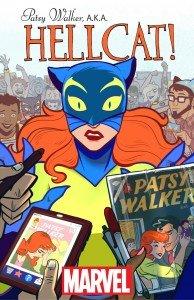 Patsy Walker A.K.A. Hellcat! # 1