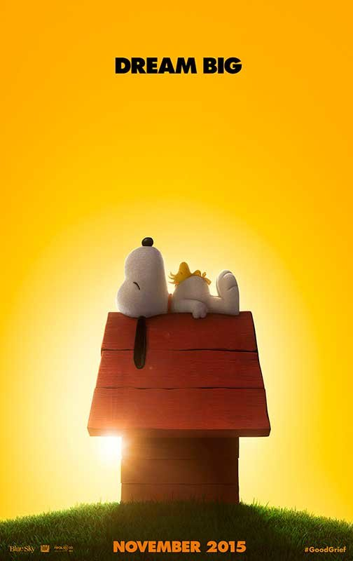 PeanutsMoviePoster