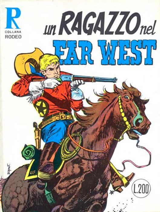 Un Ragazzo nel Far West