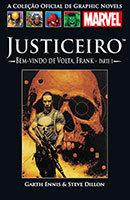 A Coleção Oficial de Graphic Novels Marvel # 54 - Justiceiro - Bem-vindo de volta, Frank - Parte 1
