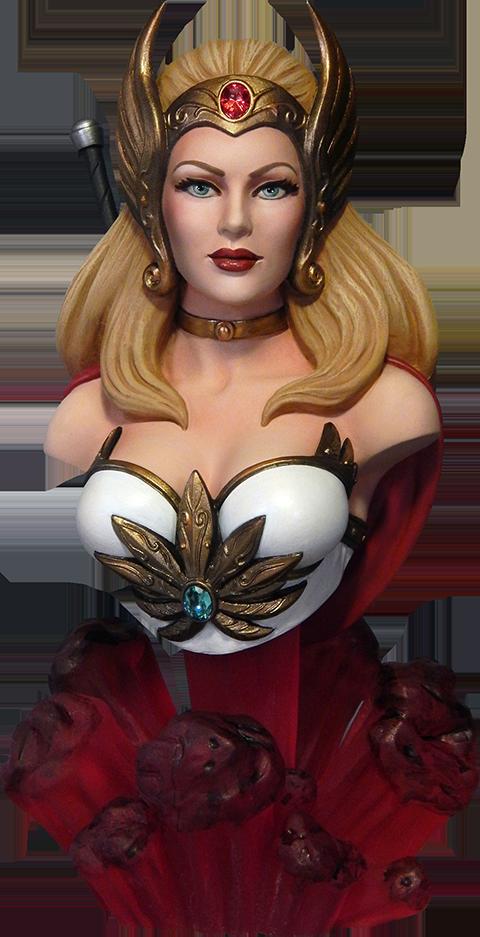 Estatueta da She-Ra