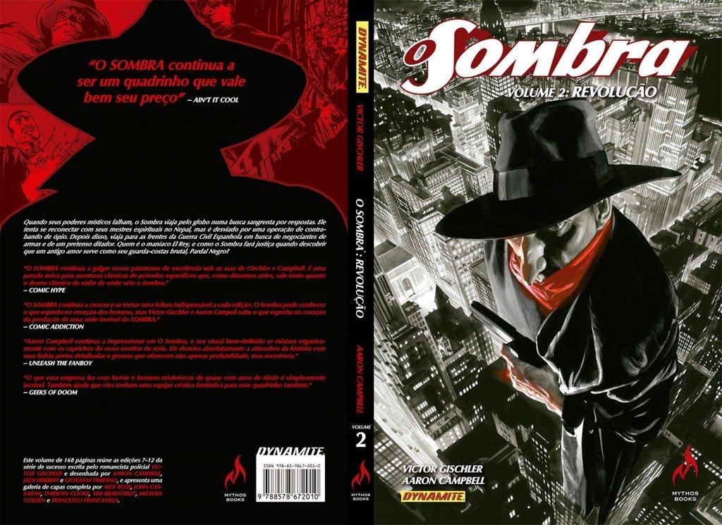 O Sombra - Volume 2 - Revolução
