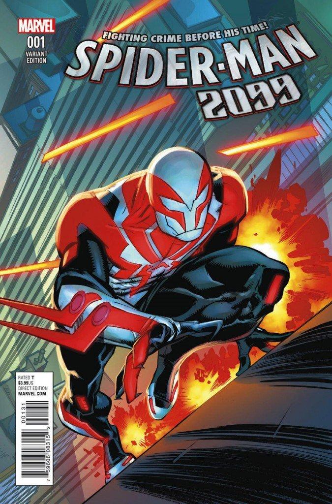 Spider-Man 2099 # 1