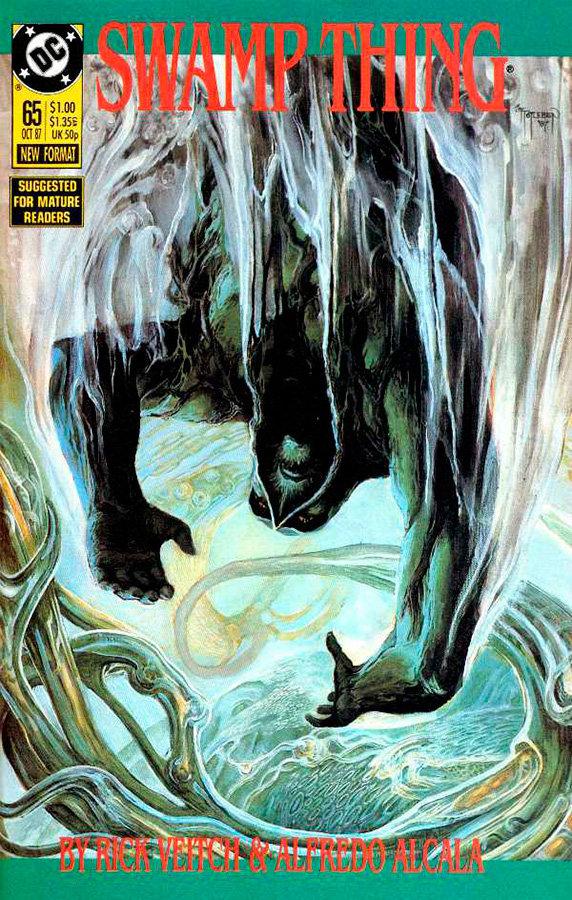 Swamp Thing # 65