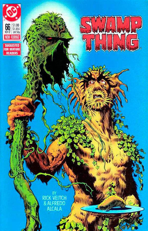 Swamp Thing # 66