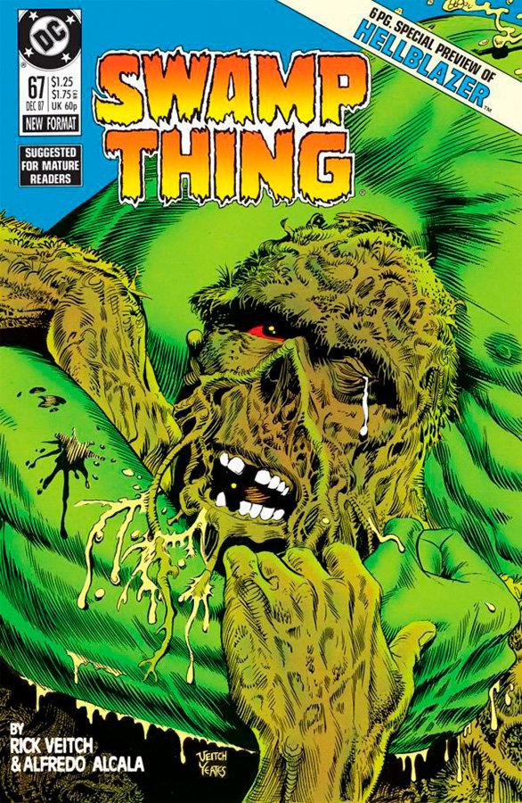 Swamp Thing # 67