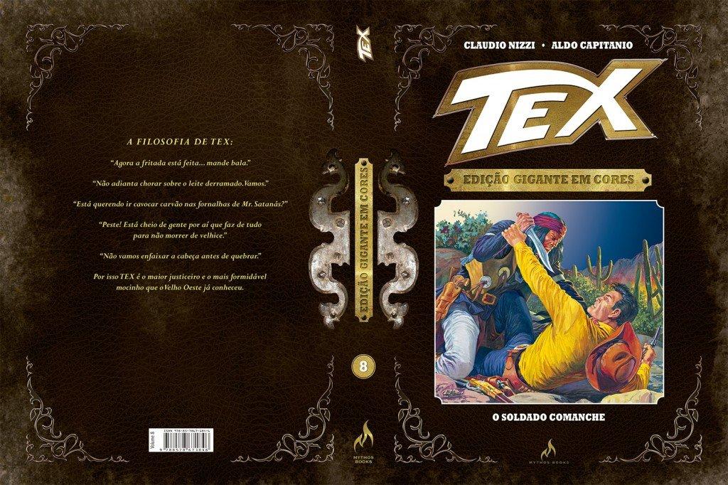 Tex Edição Gigante em Cores # 8
