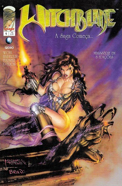 Witchblade # 1