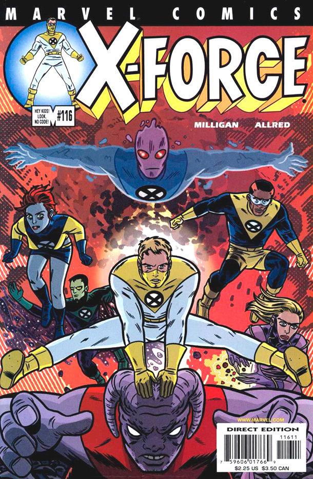 X-Force # 116