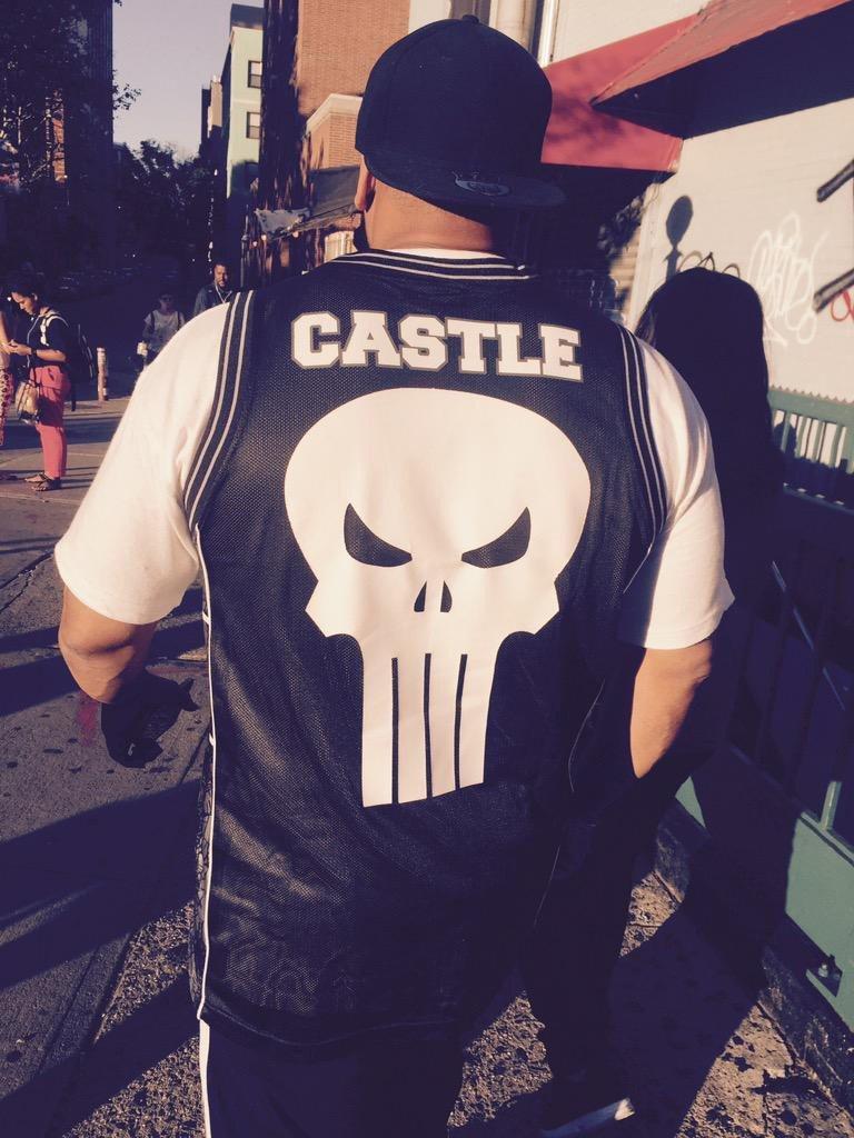 Jon Bernthal como Frank Castle