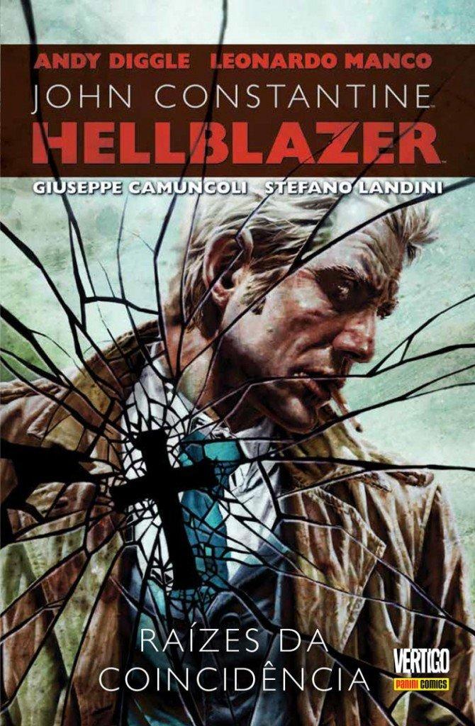 John Constantine: Hellblazer - Raízes da Consciência
