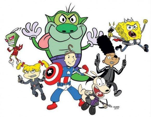 Nicktoons