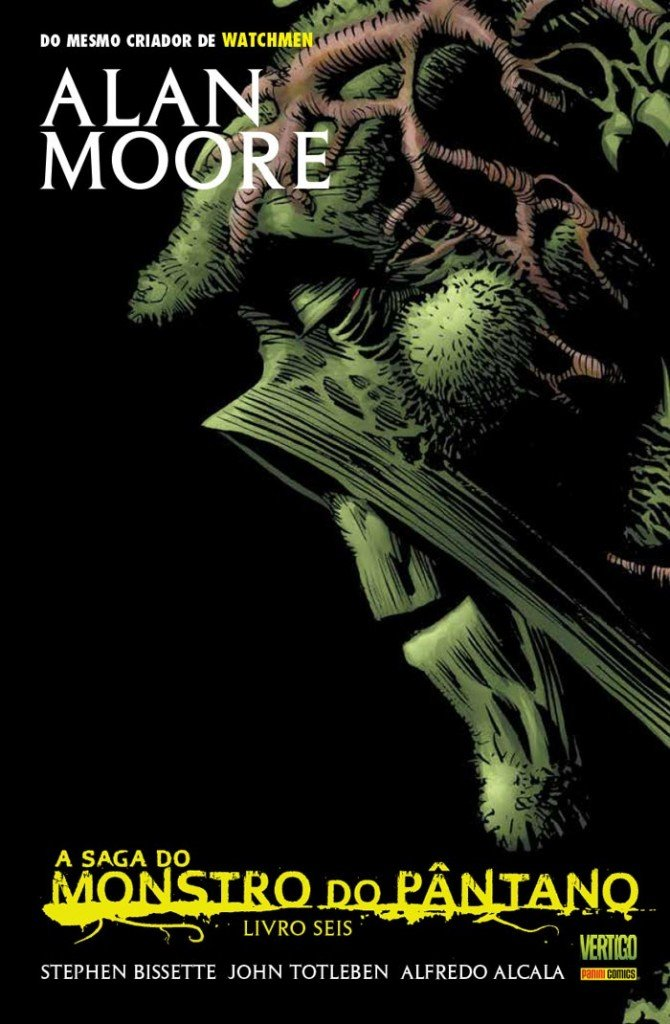 A Saga do Monstro do Pântano – Livro 6