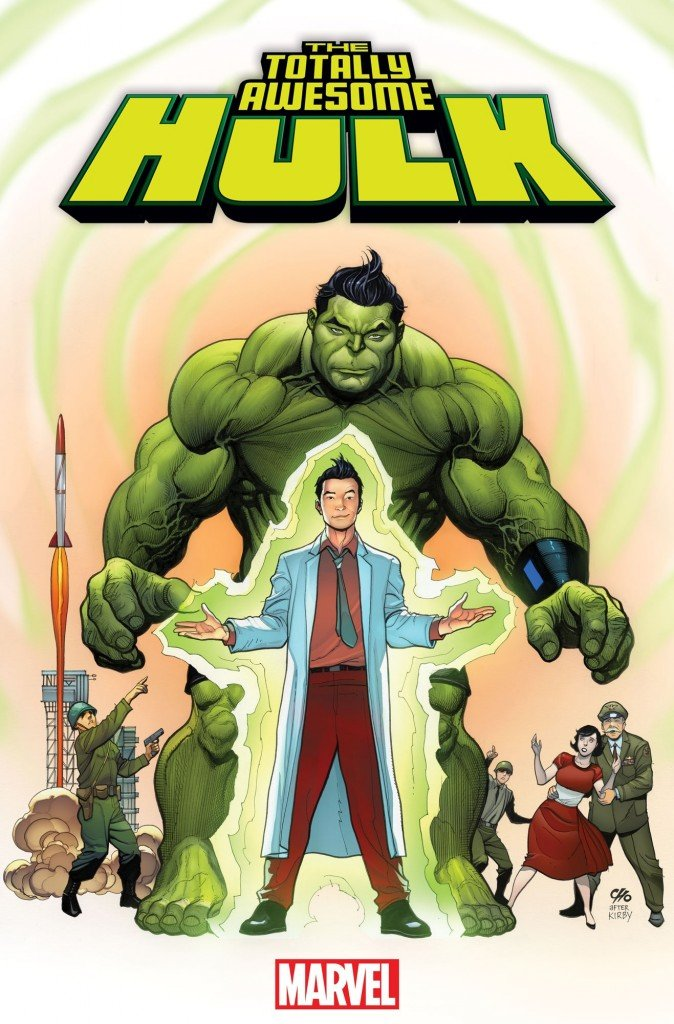 Totally Awesome Hulk # 1