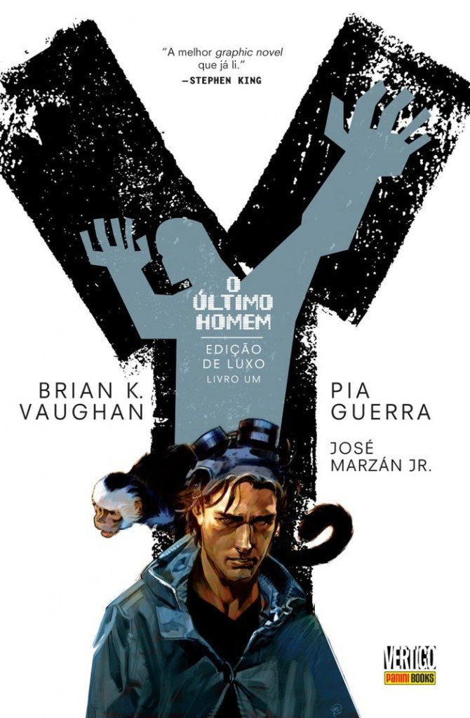 Y – O Último Homem: Edição de Luxo Livro 1