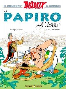 Asterix - O papiro de César