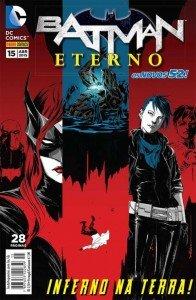 Batman Eterno # 15