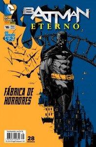 Batman Eterno # 16