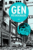Gen - Pés Descalços - Volume 8
