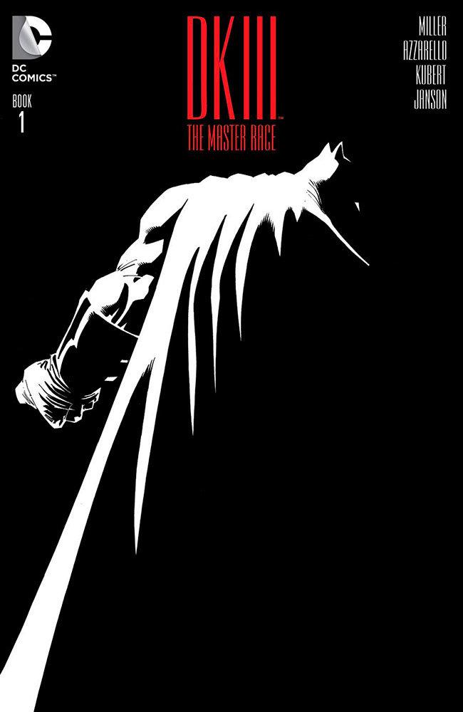 Dark Knight III - The Master Race # 1